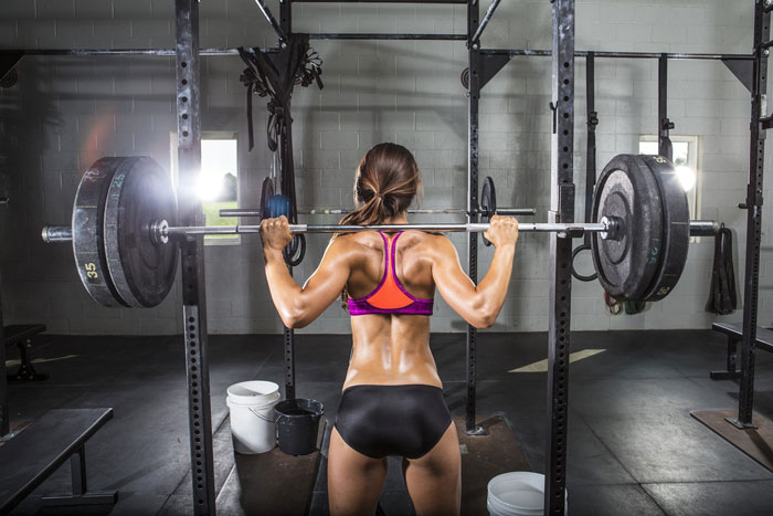 CrossFit Woman