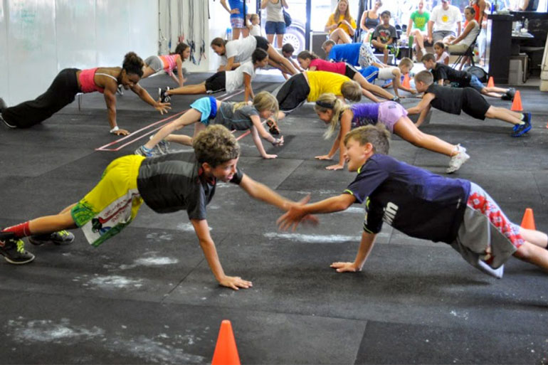 CrossFit for Children